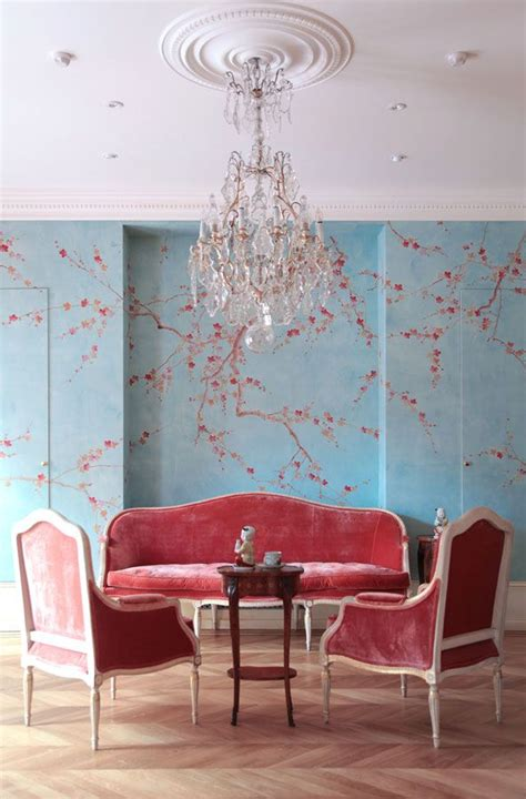 cherry blossom home decor source pinterest