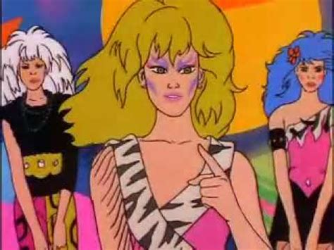 Jem and the Holograms/The Misfits Click Clash Music Video ...