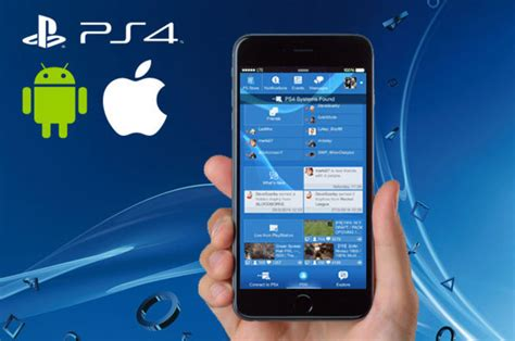 playstation s app update live on ios android see it in