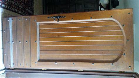 porte entree chene massif transformation d une porte d entr 233 e en ch 234 ne massif vitraux d dazelle