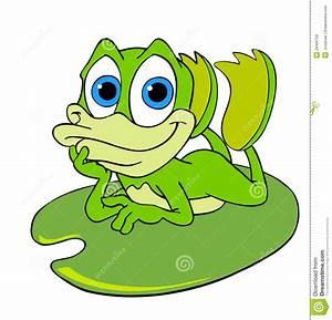 cute-frog-lily-pad-28400728.jpg | Clipart Panda - Free ...