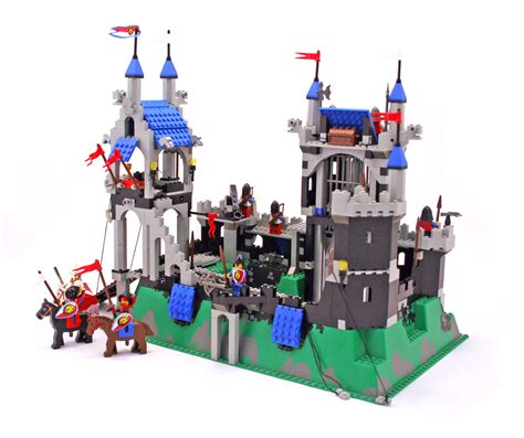Lego Set by Royal S Castle Lego Set 6090 1 Building Sets