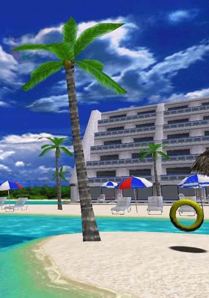 Coast Emerald Dreamcast Sonic Sega Aesthetics Gifs