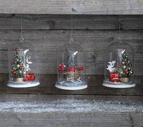 classic glass christmas dome ornaments novacom