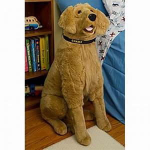 Stuffed Dog, Giant Stuffed Dog