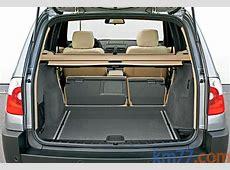 Fotos Interiores BMW X3 2004 km77com