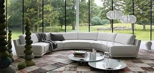 le canape design italien en 80 photos pour relooker le salon With tapis berbere avec canapé angle natuzzi