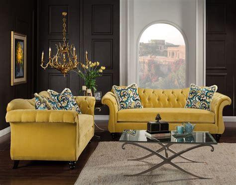 furniture  america sm antoinette living room set