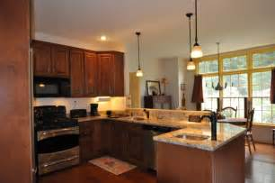 kitchen remodel ideas with oak cabinets peninsula remodel traditional kitchen boston by