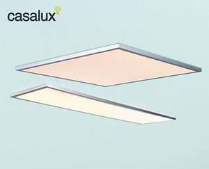 Casalux Led Stehleuchte : casalux led b ro deckenleuchte mit fernbedienung bei hofer ab erh ltlich ~ Watch28wear.com Haus und Dekorationen