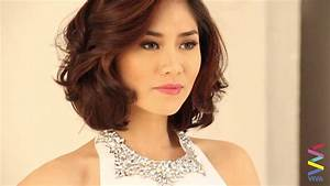 Sarah G proud with her short hair! - YouTube