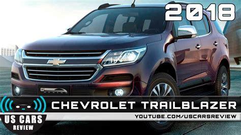 2018 Chevrolet Trailblazer