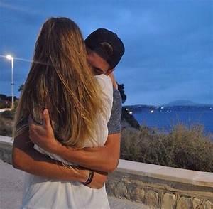 boyfriend, couple, girlfriend, goals, hug - image #4837944 ...