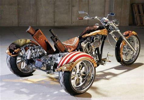 Orange County Choppers Nra-ila Custom Trike