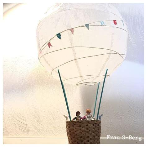 geldgeschenk zur hochzeit heissluftballon ernst