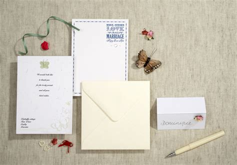 How To Make Your Own Wedding Invitations Confetticouk