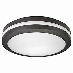 Ceiling mount outdoor led lights : Lithonia lighting olcfm ddb m led outdoor ceiling