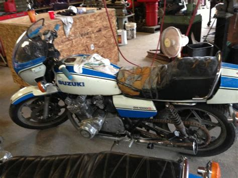 Suzuki Mcallen by 1980 Suzuki Gs1000s Gs1000st Wes Cooley Project For Sale