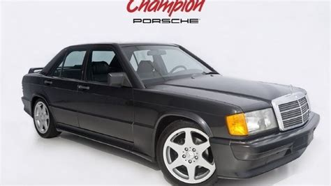 auto repair manual online 1985 mercedes benz w201 lane departure warning 1985 mercedes benz 190e 2 3 16v review top speed