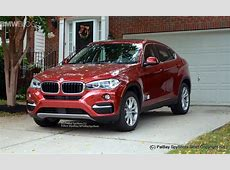 2015 BMW X6 F16 Real Life Photos