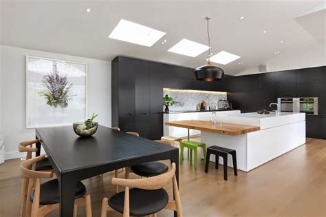 white black kitchen design ideas black and white kitchen ideas 2038