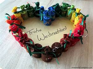Adventskalender Aus Klopapierrollen : diy adventskalender aus klopapierrollen sternenwind blog ~ Watch28wear.com Haus und Dekorationen