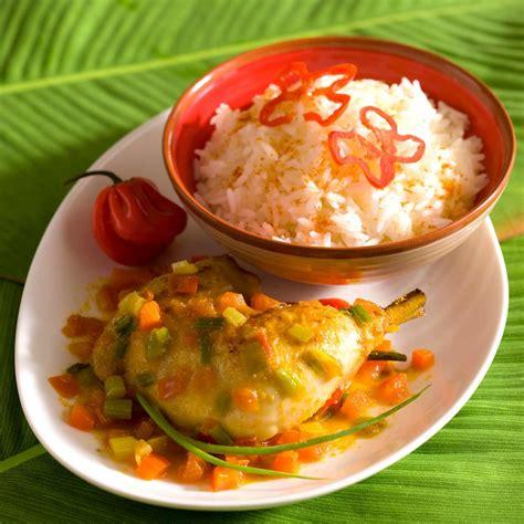recette cuisine antillaise cuisine antillaise colombo de poulet 28 images colombo
