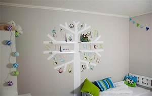 Kinderzimmer Deko Ikea : farb und wandgestaltung im kinderzimmer 77 tolle ideen ~ Buech-reservation.com Haus und Dekorationen