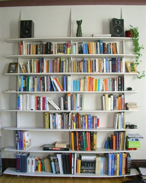 how to build a wall bookcase step by step 40 easy diy bookshelf plans guide patterns