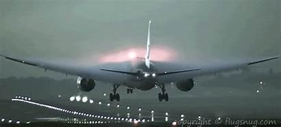 Landing Aeroplane Wings Takeoff Clouds Airplane Airplanes