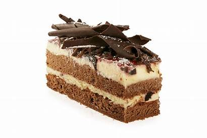 Cake Chocolate Slice Transparent Forest Gateau Cakes