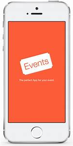 event full app template ios with wordpress backend With ios splash screen template psd