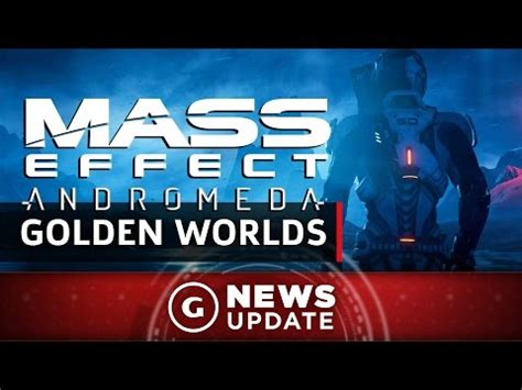 Mass Effect Andromeda Trailer Shows Off Exotic Worlds