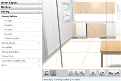 design a kitchen easily with ikea home planner pcworld
