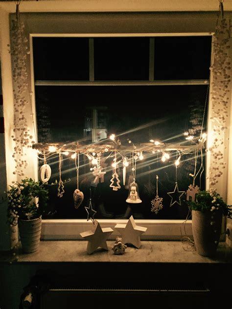 Weihnachtsdeko Fenster Sprühen by Fensterdeko Im Winter Weihnachten