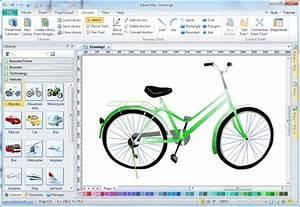 Lightweight Vector Drawing Program