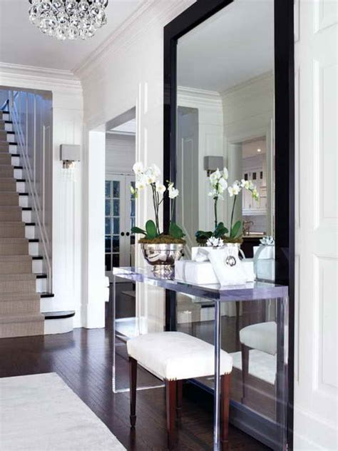 Mirror Entryway by 40 Entryway Decor Ideas To Try In Your House Keribrownhomes
