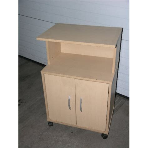 Rolling Microwave Cart Table   Allsold.ca   Buy & Sell
