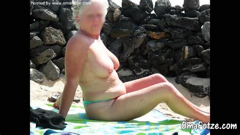 Omafotze Granny Outdoor Pictures Collection Free Porn Fa