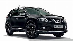 Nissan X Trail Black Edition : prix caract ristiques nissan x trail nissan ~ Gottalentnigeria.com Avis de Voitures