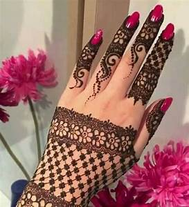 Latest Best Henna Mehndi Designs 2018 2019 Catalog Book ...