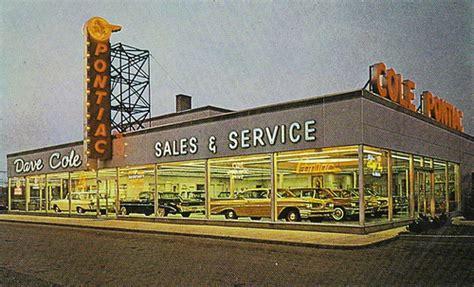 Pontiac Dealership Photos