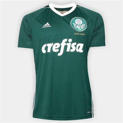 Camisa verde do Palmeiras