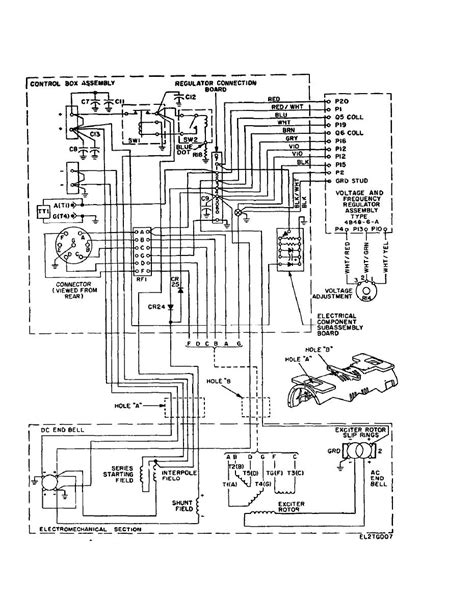 figure 4 1 interconnection wiring diagram and motor