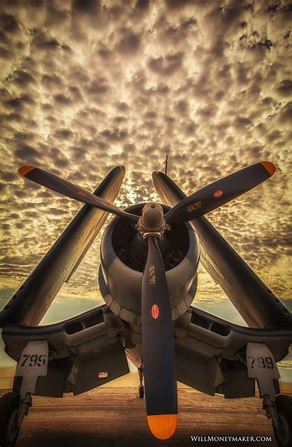 Corsair F4u Vought Viewbug Fighter War Planes