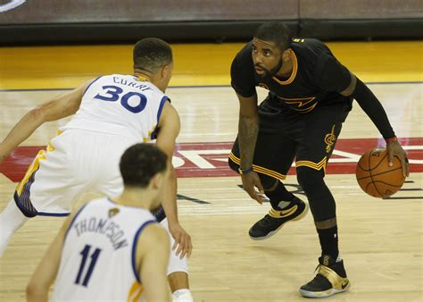 kyrie irving answers  espn haters puts warriors cavs