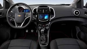 2016 Chevrolet Sonic Updates Detailed - autoevolution