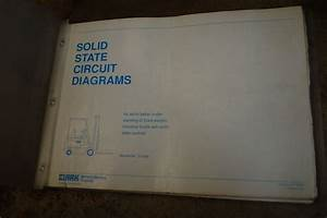 Clark Lift Truck Forklift Solid State Wiring Diagram