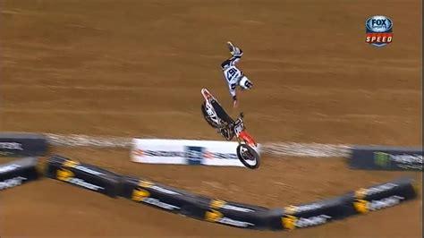 Insane Motocross Crashes
