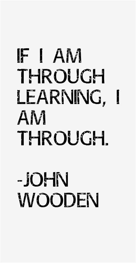 John Wooden Quotes & Sayings (Page 7) | Inspiration